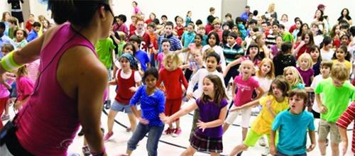 MasterClass – Zumba para niños y niñas