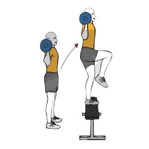 fortalecer las piernas